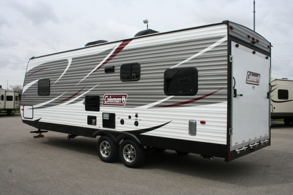 2019 Coleman Lantern Series 250tq Holiday Rv Sales And