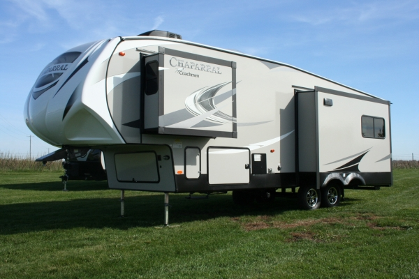 2018 Coachmen Chaparral 34 39 298rls Holiday Rv Sales And Service