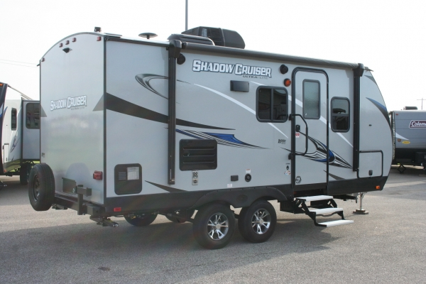 2019 Cruiser Rv Shadow Cruiser Ultra Lite 193mbs Holiday Rv Sales And Service