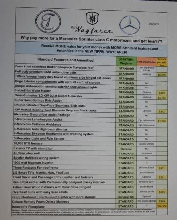 2020 Tiffin Wayfarer 25 25rw Holiday Rv Sales And Service