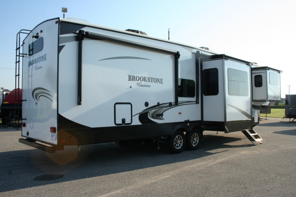 2020 Forest River Brookstone Wide Body 344fl Holiday Rv
